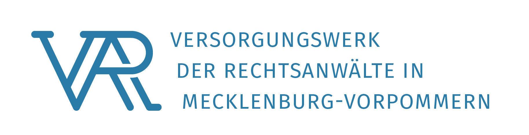 Versorgungswerk der Rechtsanwälte in Mecklenburg-Vorpommern